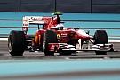 European Series: test con la Ferrari F10 per i campioni
