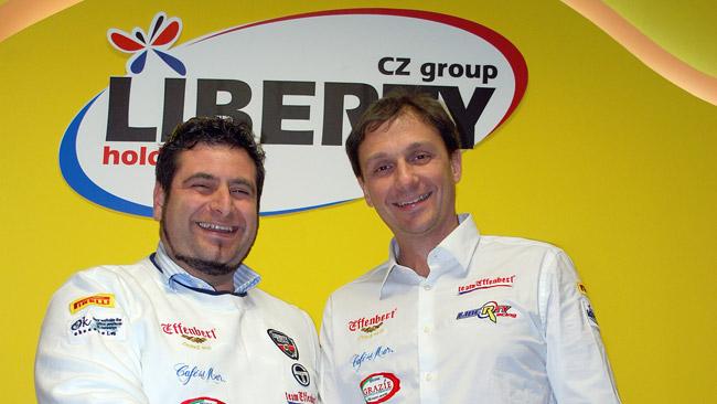 Fabio Alberti nuovo team manager del Liberty Racing
