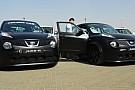 La safety car della 12 Ore di Dubai è la Nissan Juke-R