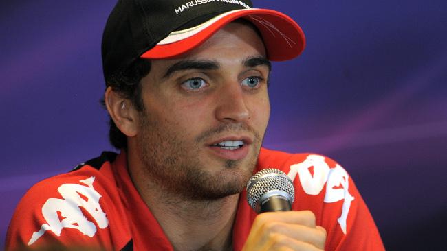 Jérôme D'Ambrosio terzo pilota Lotus