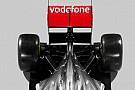 McLaren Mp4-27: la pinze dei freni sono Akebono