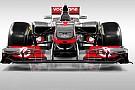 McLaren promossa da Turvey allo shakedown