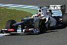 Shakedown per Sauber e Lotus oggi a Jerez