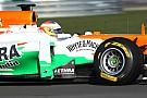 Jerez, Day 1, Ore 13: di Resta si avvicina a Kimi