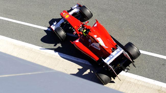 Ferrari F2012: subito una modifica agli scarichi!