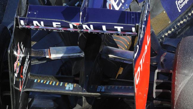 La Red Bull ha un tunnel virtuale nella sospensione!