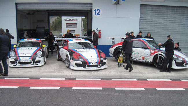Petricorse Motorsport in pista a Magione