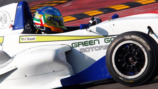 Capitanio e Bracotti in evidenza nei test di Monza