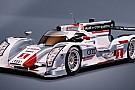 Ecco l'Audi R18 e-tron quattro per Le Mans