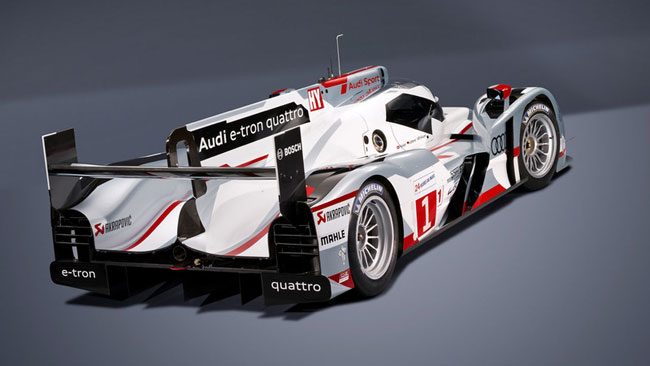 Williams Hybrid Power partner Audi a Le Mans