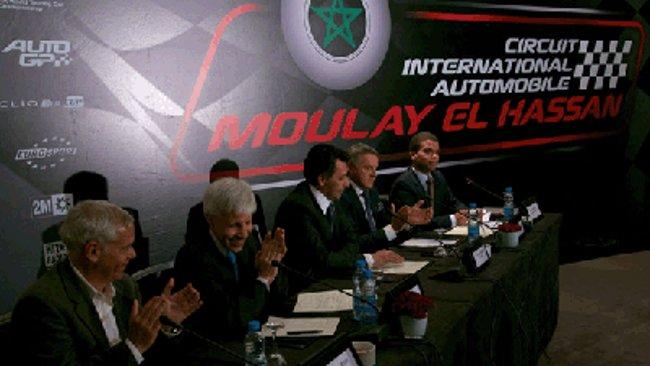 Cambia il nome del circuito di Marrakech