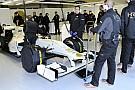 La HRT F112 debutta domani a Barcellona