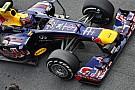 La Red Bull Racing a Melbourne con la RB8 normale?