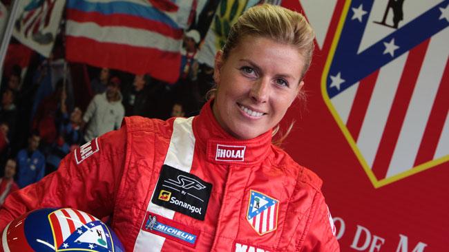 Maria de Villota nominata test driver della Marussia!