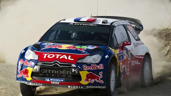Messico, PS20: Loeb lanciato verso la vittoria