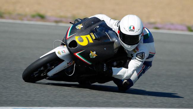 Jerez, Day 1: l'italiano Fenati stupisce tutti