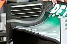 La FIA ribadisce la legalità dell'ala Mercedes