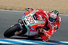 Jerez, Day 2: Hayden il più veloce dopo la pioggia