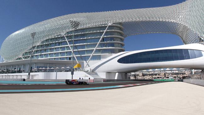 Abu Dhabi spera di conservare i rookie test