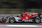 Beche/Thiriet portano la Oreca-Nissan in pole
