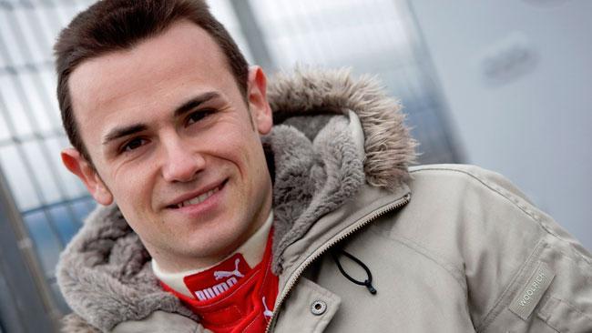 Davide Rigon torna a correre con il Kessel Racing