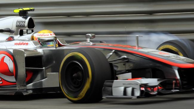 Shanghai, Libere 3: la McLaren vola