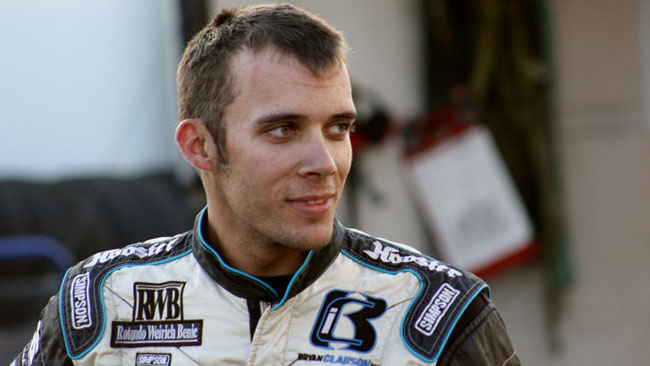 Bryan Clauson alla Indy 500 con Sarah Fisher Racing