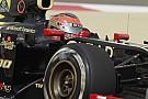 Grosjean si gode il primo podio della sua carriera