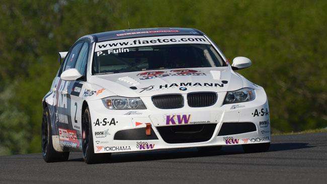 Fulin regala la prima vittoria del 2012 alla BMW