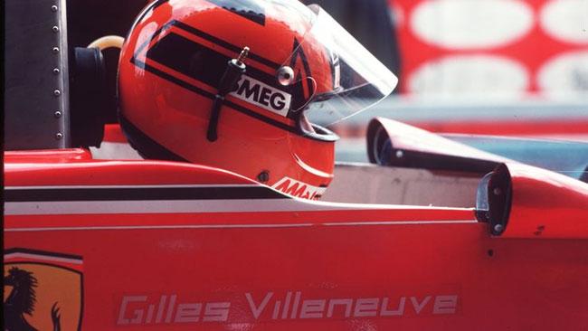 Oggi il mito di Gilles rivive a Fiorano con Jacques