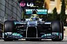 Montecarlo, Libere 3: Rosberg di un soffio su Massa