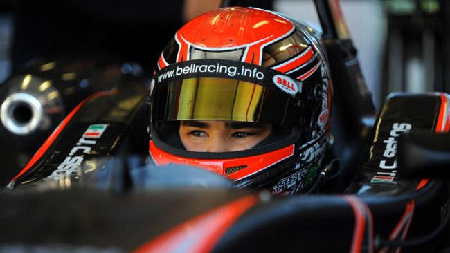 Sistos debutta a Portimao con la Zele Racing
