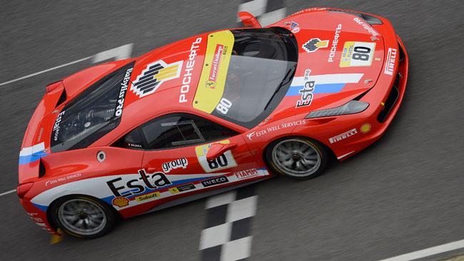 Mugello, Trofeo Pirelli: Balzan non si ferma più