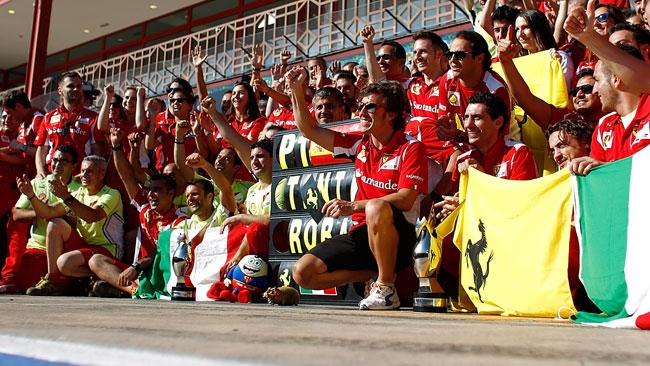 Questo Alonso deve temere Vettel al suo fianco?