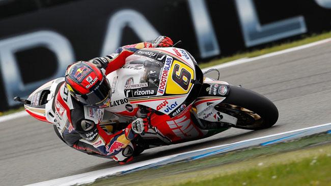 Miglior qualifica in MotoGp per Stefan Bradl