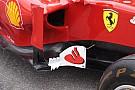 E adesso la Ferrari alza tre piccole creste!