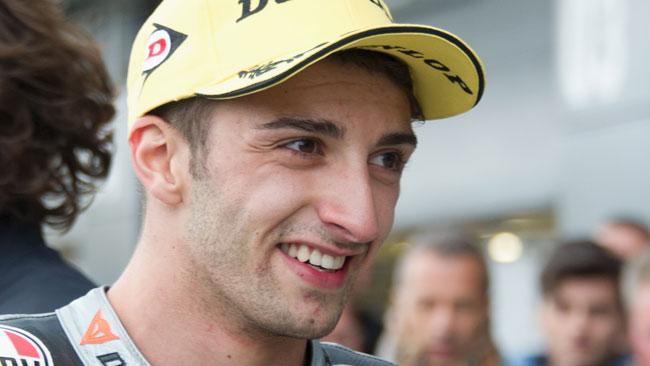 Opzione con la Ducati per Andrea Iannone