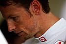 Poca fortuna per il Jenson Button cuoco