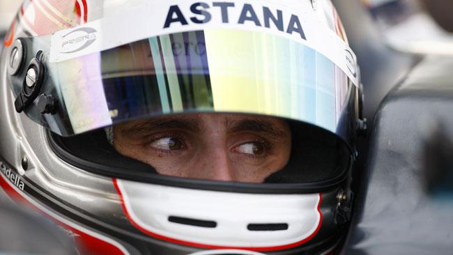 Doppia pole per Daniel Juncadella al Nurburgring