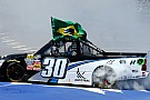 NASCAR Truck Prima vittoria tra i Truck per Nelsinho Piquet