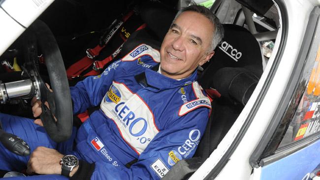 Eliseo Salazar commissario FIA a Spa