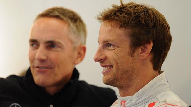 Hamilton va aiutato? Button e Whitmarsh ne discutono
