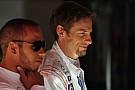 Hamilton non vuole aiuti da parte di Button