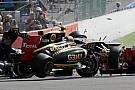 Romain Grosjean squalificato, salterà Monza!