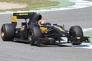 L'alternatore Renault blocca anche i test della Pirelli