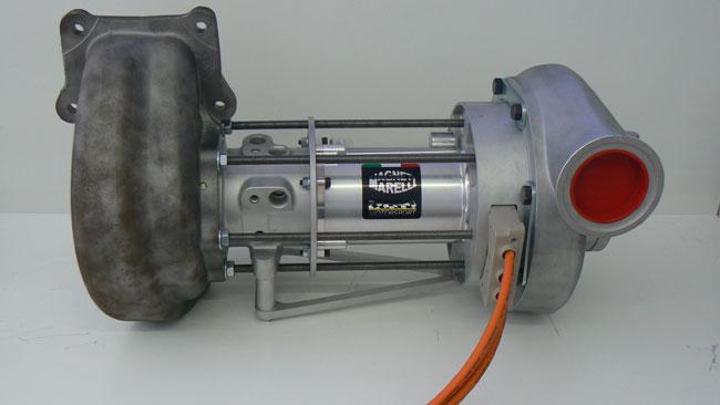 Scopriamo l'ERS del motore turbo 2014