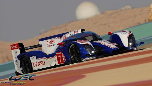 Wurz e la Toyota volano nelle Libere 1 in Bahrein