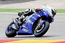 Lorenzo e Spies marchiano Yamaha il Warm Up
