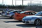 La HMRDS in pista con il Porsche Club Campania