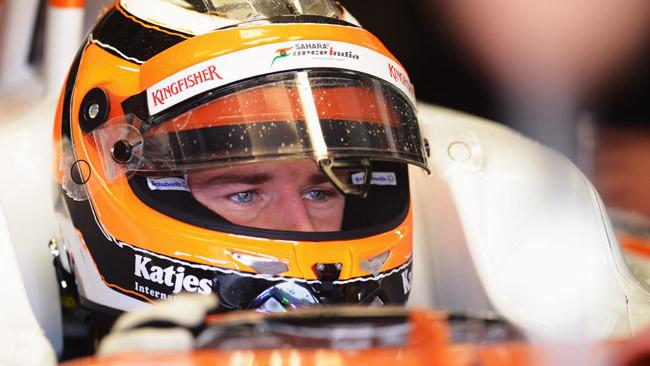 Hulkenberg non è certo di rimanere alla Force India